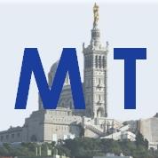 Marseille Taxitour Logo Aéroport Marseille